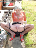 naughty toilet lover