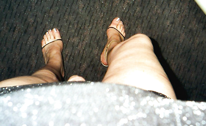 toes, Heels and dick