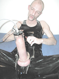 Pumping in Rubber