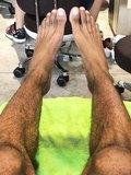 Feet :-)