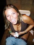 caught on toilet