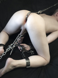 asian slaves tied
