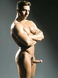 Muscle Guy Nude