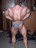 back muscle men