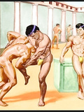 Gay Wrestling - album 3