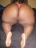 Huge ssbbw ass