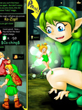 The Adventures of Fairy Link