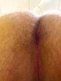 naked affter a shower