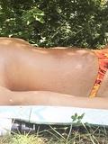 sunbathing, Central Park, bikini, thong, speedo, underwear, swimsuit 2 - album 4