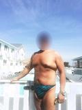 sunbathing, Fire island, bikini, thong, speedo, underwear, swimsuits - album 2