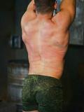 flogged backs