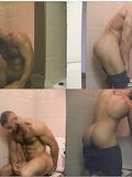 Hot Guys On toilet