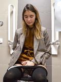 Teen Toilet