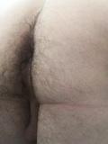 his ass