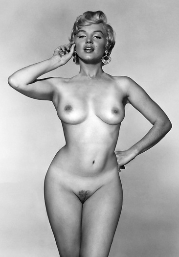 Marilyn Monroe Pussy